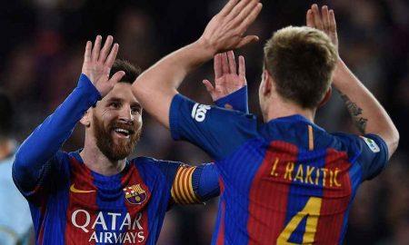 Menangi 2 El Clasico dalam Sepekan, Rakitic: Barcelona Memang Pantas Berita Olahraga
