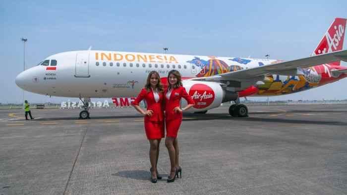 AirAsia Tertarik Beli Saham Citilink dari Garuda Indonesia Berita Nasional