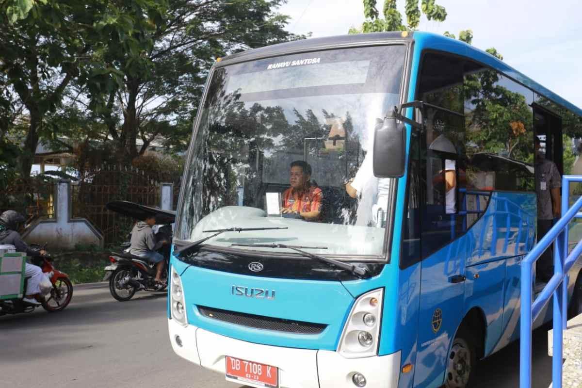 Begini Alasan Warga Enggan Manfaatkan BRT Kotamobagu Berita Kotamobagu