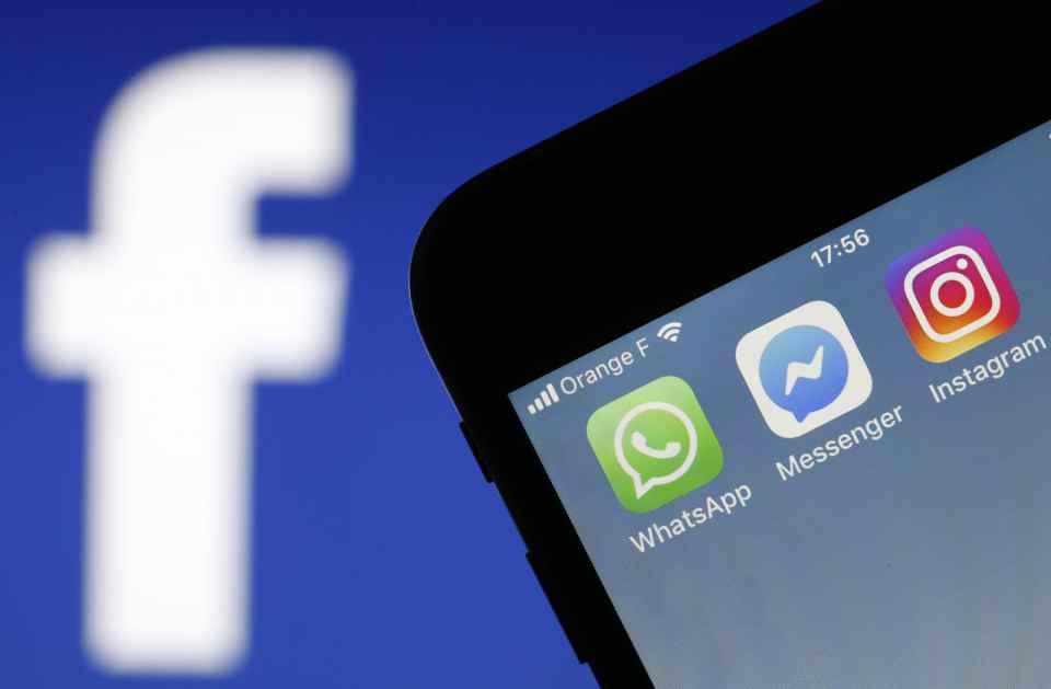 Facebook, Instagram dan WhatsApp Alami Gangguan Parah Berita Teknologi