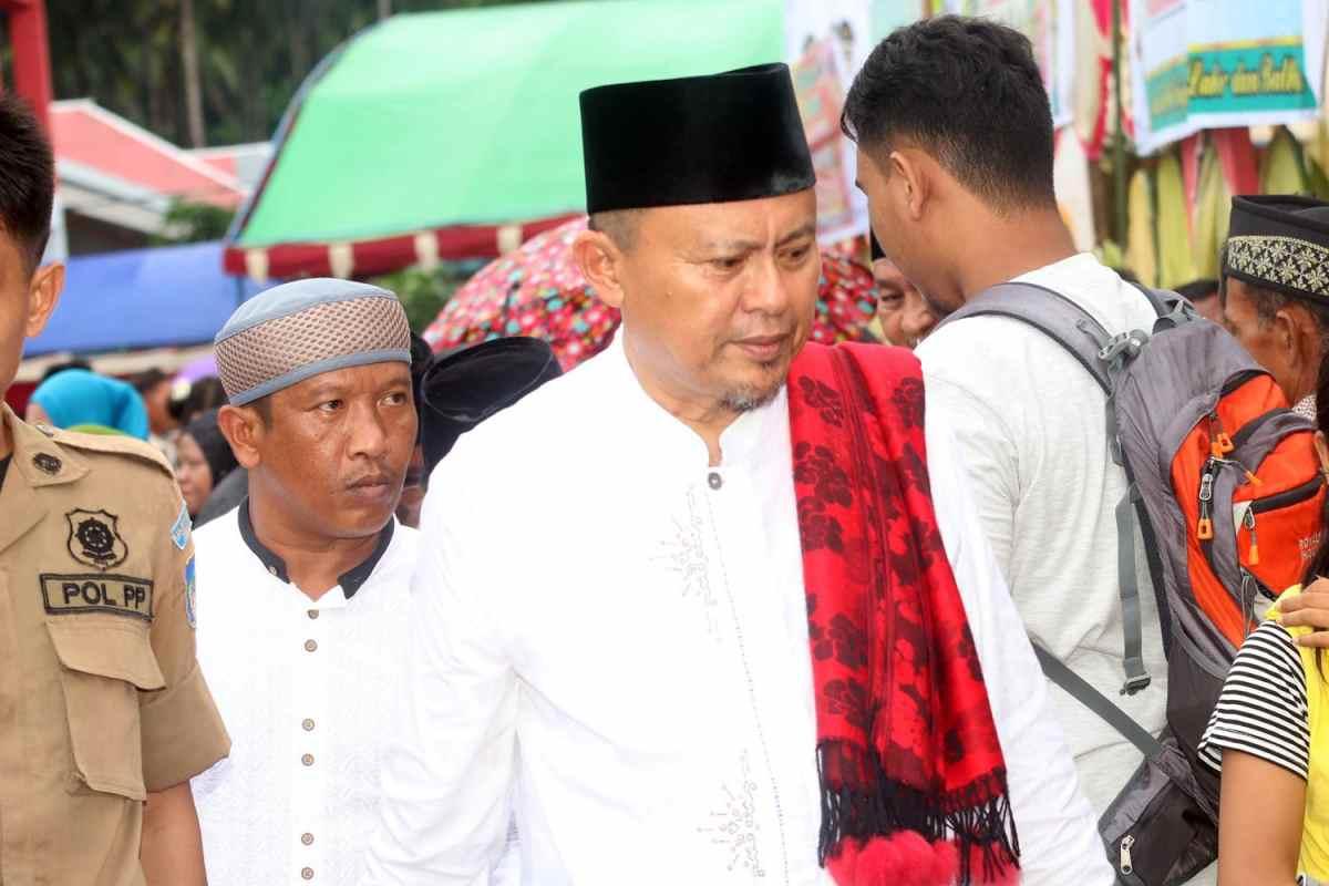 """Herson Mayulu """"Kuasai"""" Ibu Kota Bolmong Berita Bolsel Berita Politik Sulut"""