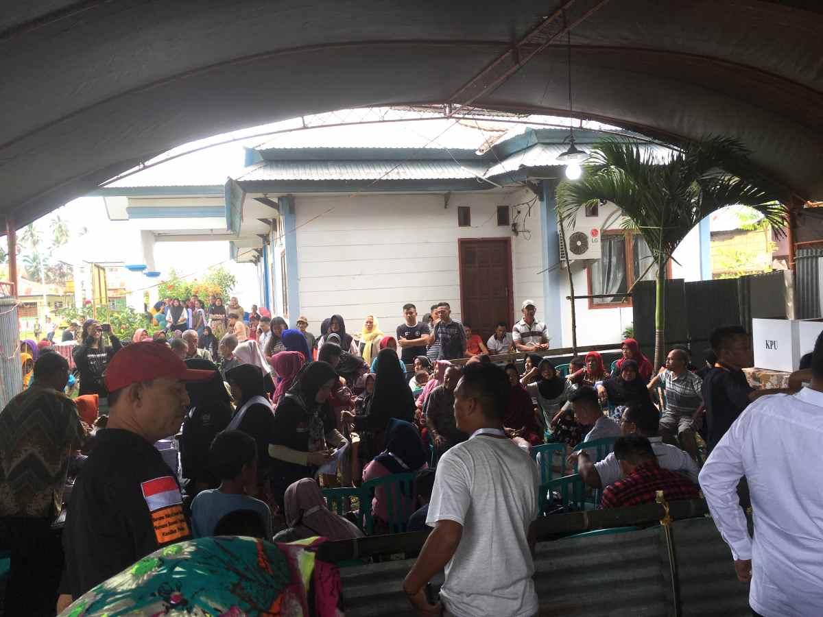 Sedang Berlangsung, Ini Pengaruh PSU TPS 1 Upai ke Parpol dan Caleg! Berita Politik