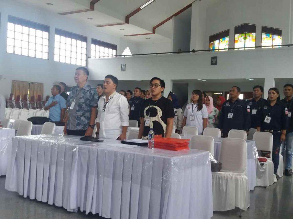 Rapat Pleno Terbuka Kabupaten Bolmong Dimulai Berita Bolmong Berita Nasional Berita Politik