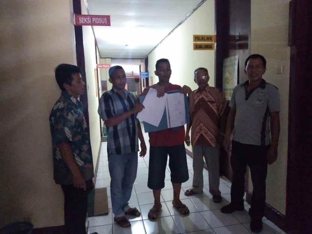 Sangadi Komangaan Dilaporkan Warganya ke Kejari Kotamobagu Berita Bolmong Berita Hukum