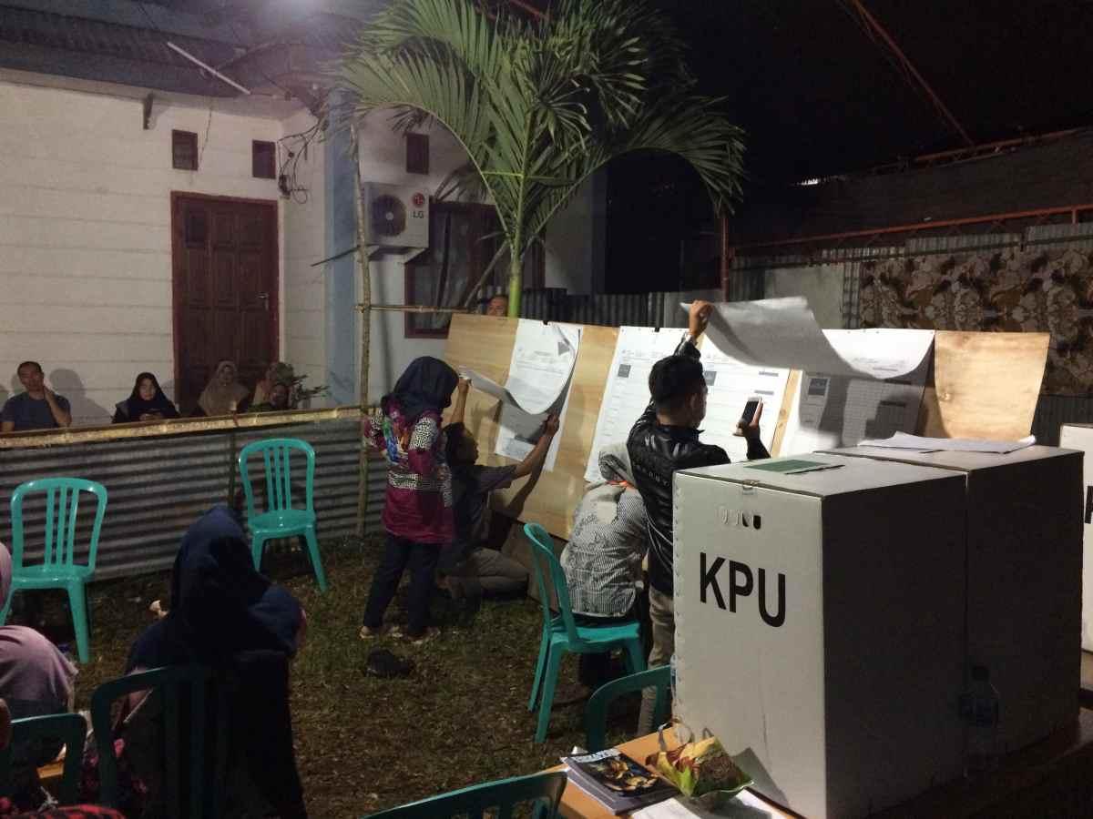 DPR RI: PAN dan PDI Perjuangan Unggul di PSU Upai Berita Politik