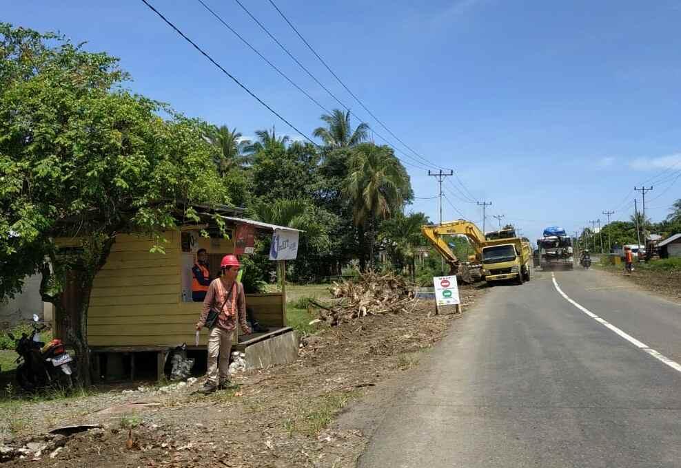Jantung Ibu Kota Bolmong Mulai Ditata, Channy: Bundaran Lolak Akan Dibangun Berita Bolmong