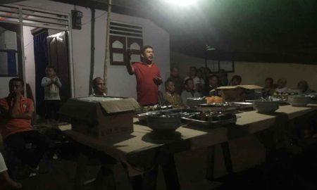 Warga Poyowa Besar II Gelar Syukuran Kemenangan Meiddy Makalalag Berita Politik