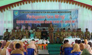 Sekda Bolmong: Isra Miraj Momentum Mantapkan Kerukunan Advertorial