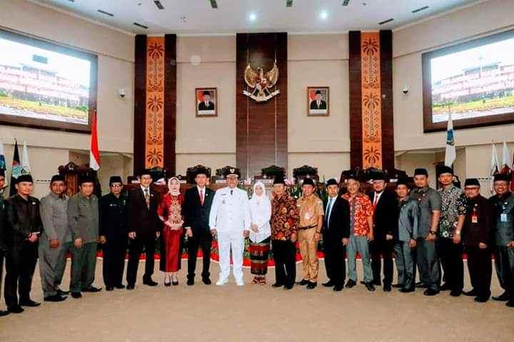 Dilantik Gubernur Sulut, Dedi Abdul Hamid Wakil Bupati Bolsel Berita Bolsel Sulut