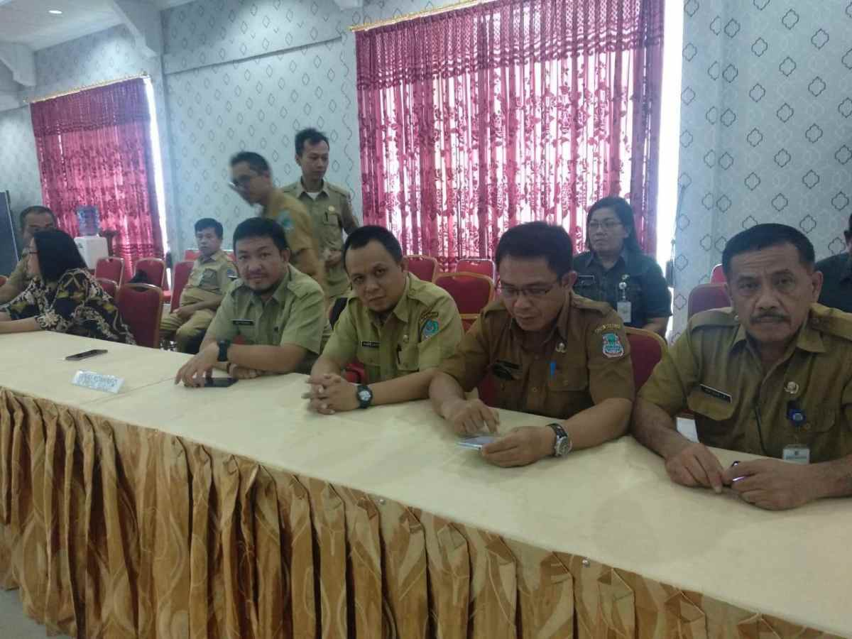 Diskominfo Bolmong Ikut Pelatihan BSSN RI di Kepulauan Sangihe Berita Bolmong