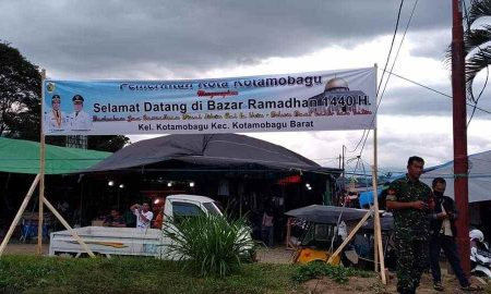 Puluhan Lapak Pasar Senggol Belum Ditempati, Diduga Milik Calo Berita Kotamobagu
