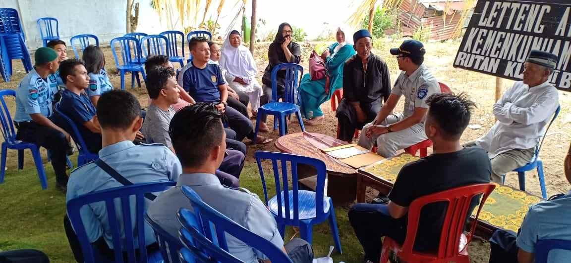 Keluarga Aswar Montol Terima Santunan Jasa Raharja Kotamobagu Berita Hukum