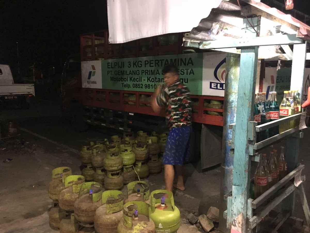 Pemkab Bolmong Awasi Penjualan Elpiji 3 Kilogram Berita Bolmong
