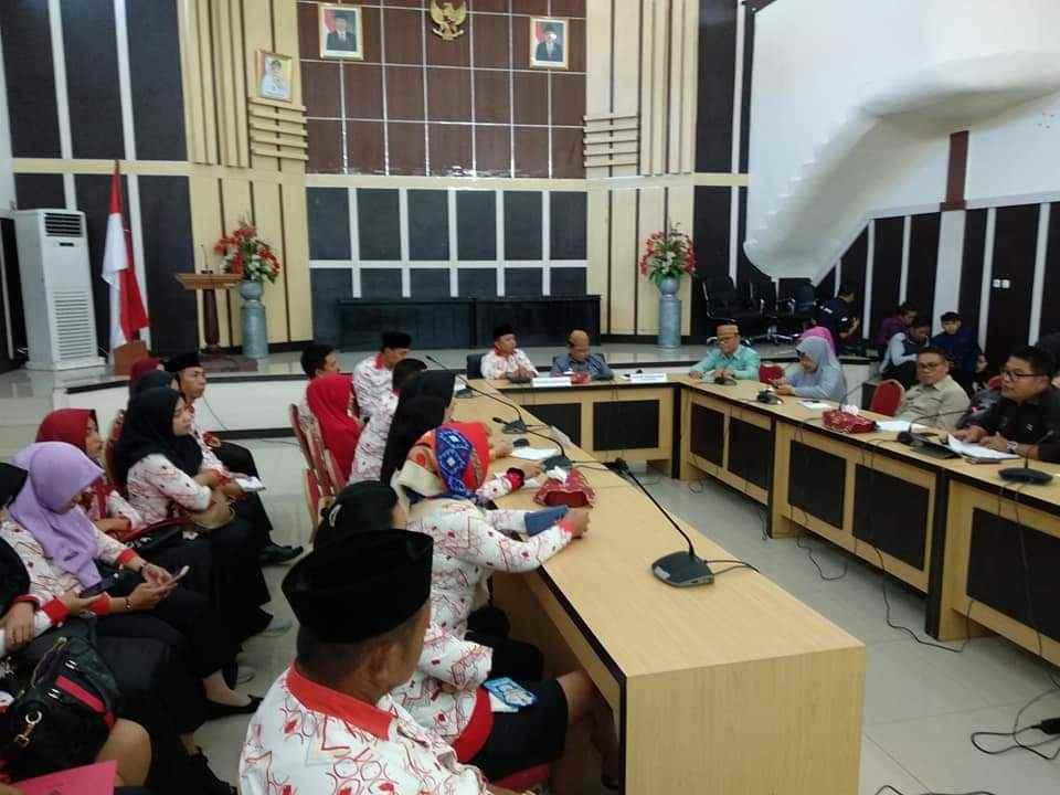 Stuban Pelayanan Masyarakat di Kota Gorontalo, Setdakab Promosi Potensi Bolsel Berita Bolsel Sulut