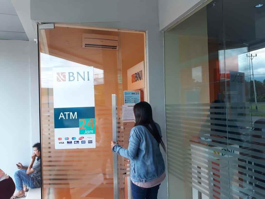 46 Agen Jadi Alternatif Transaksi Keuangan Selama Cabang Pembantu BNI Tutuyan Tutup 9 Hari Berita Boltim