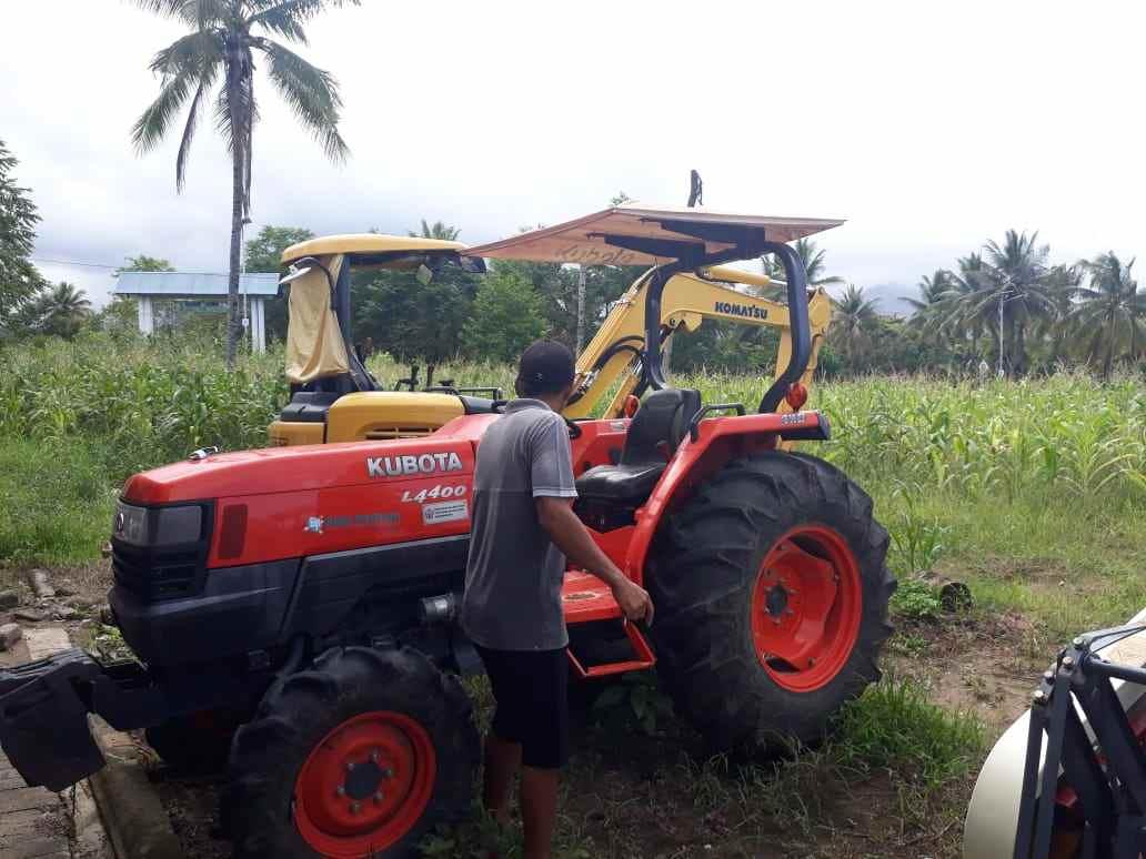 Petani di Desa Tutuyan Keluhkan Traktor Rusak Berita Boltim