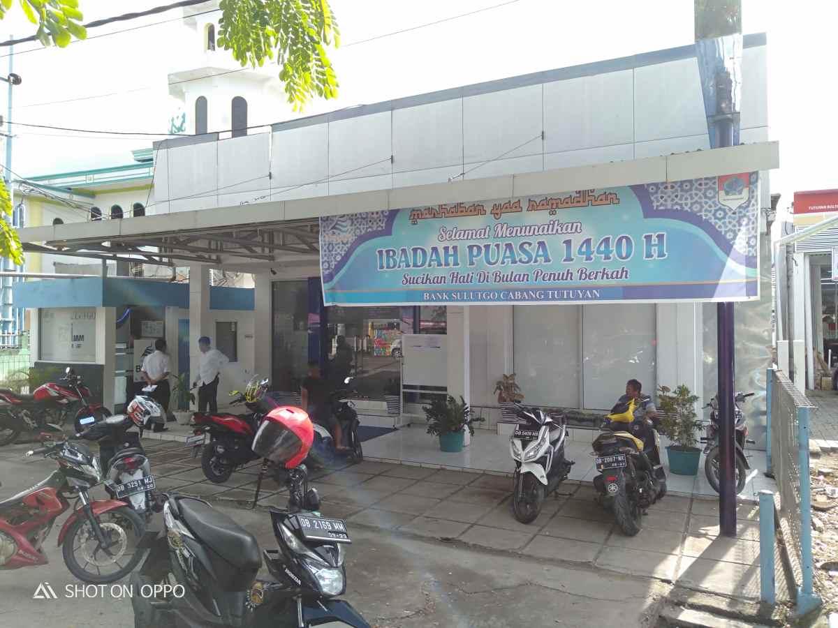 Libur 9 Hari, 6 Unit ATM Bank SulutGo Tutuyan Siapkan Rp10 Miliar Berita Boltim