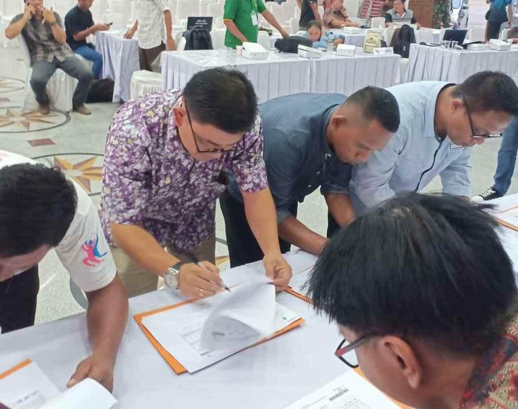 Pleno KPU, Ini Parpol dan 30 Caleg Pemilik Kursi DPRD Bolmong Berita Bolmong