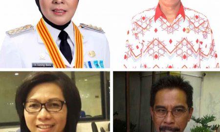 Sah! 9 Keluarga Pemimpin di BMR Ini Mulus Jadi Wakil Rakyat Berita Politik