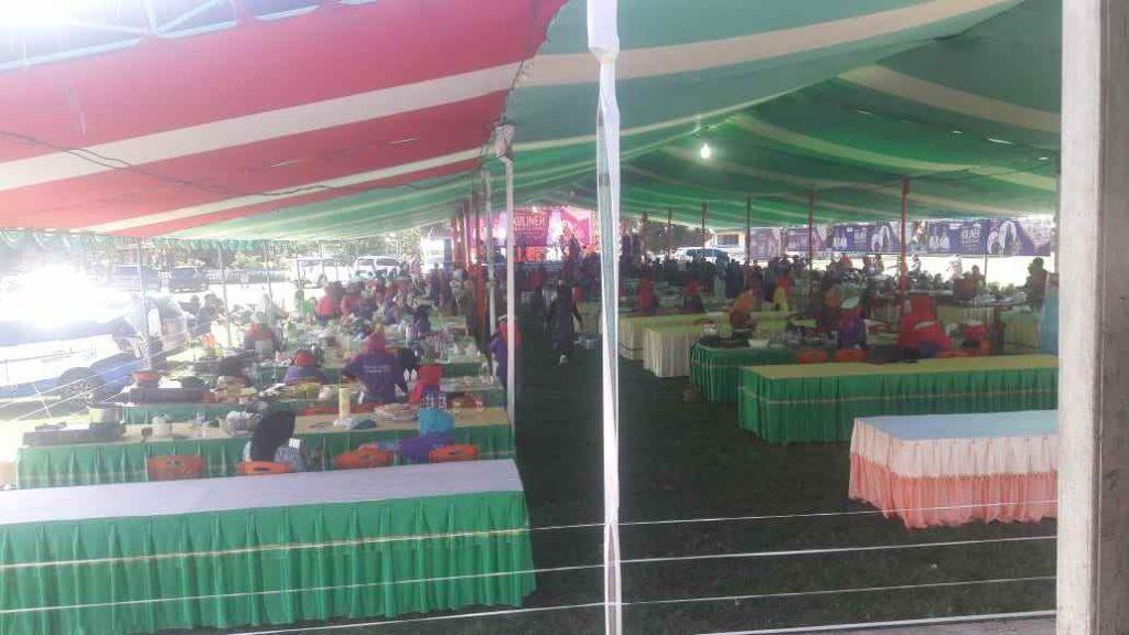 Tatong Buka Festival Kuliner Tradisional Advertorial