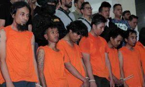 Massa Bayaran, 257 Perusuh Jadi Tersangka Berita Nasional