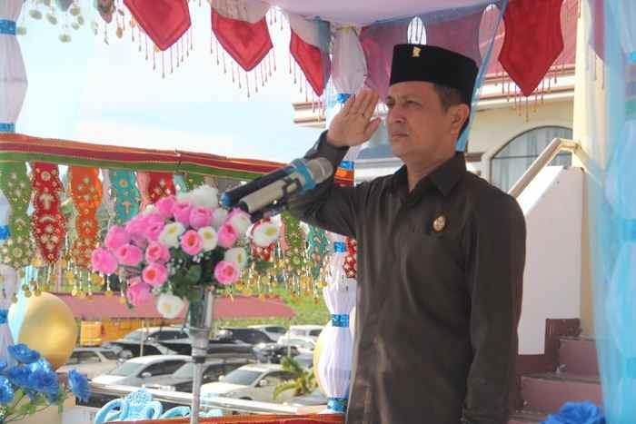 Wabup Yanny Tuukk Irup Upacara Peringatan Harkitnas ke-111 Berita Bolmong