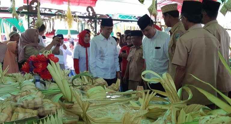 Halalbihalal dan Gebyar Ketupat Bolsel Dihadiri Wakil Gubernur Sulut Advertorial Berita Bolsel Berita Nasional Sulut