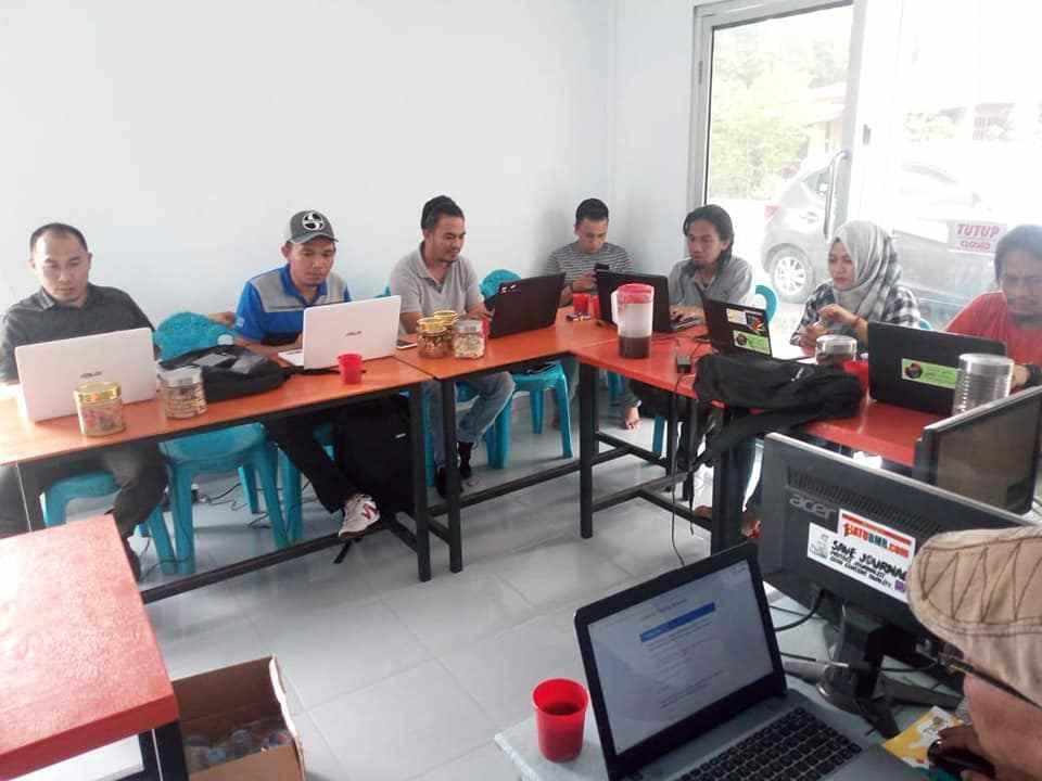 Google-AJI dan AMSI Sulut Latih Keterampilan Cek Fakta Kepada 15 Media Berita Kotamobagu Berita Nasional Sulut