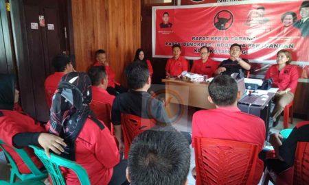 Meiddy Makalalag Calon Tunggal Ketua DPC PDI Perjuangan Kotamobagu Berita Politik