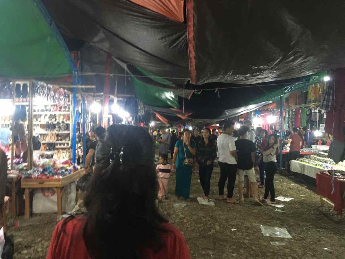 Pedagang Dipungut Rp25 Ribu, Diduga Ada Pungli di Pasar Senggol Berita Kotamobagu