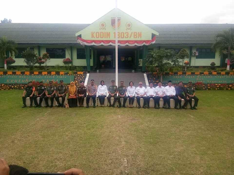 Wabup Bolsel Hadiri Pembukaan Lomba Binter TNI-AD Tingkat Nasional 2019 Advertorial Berita Bolsel