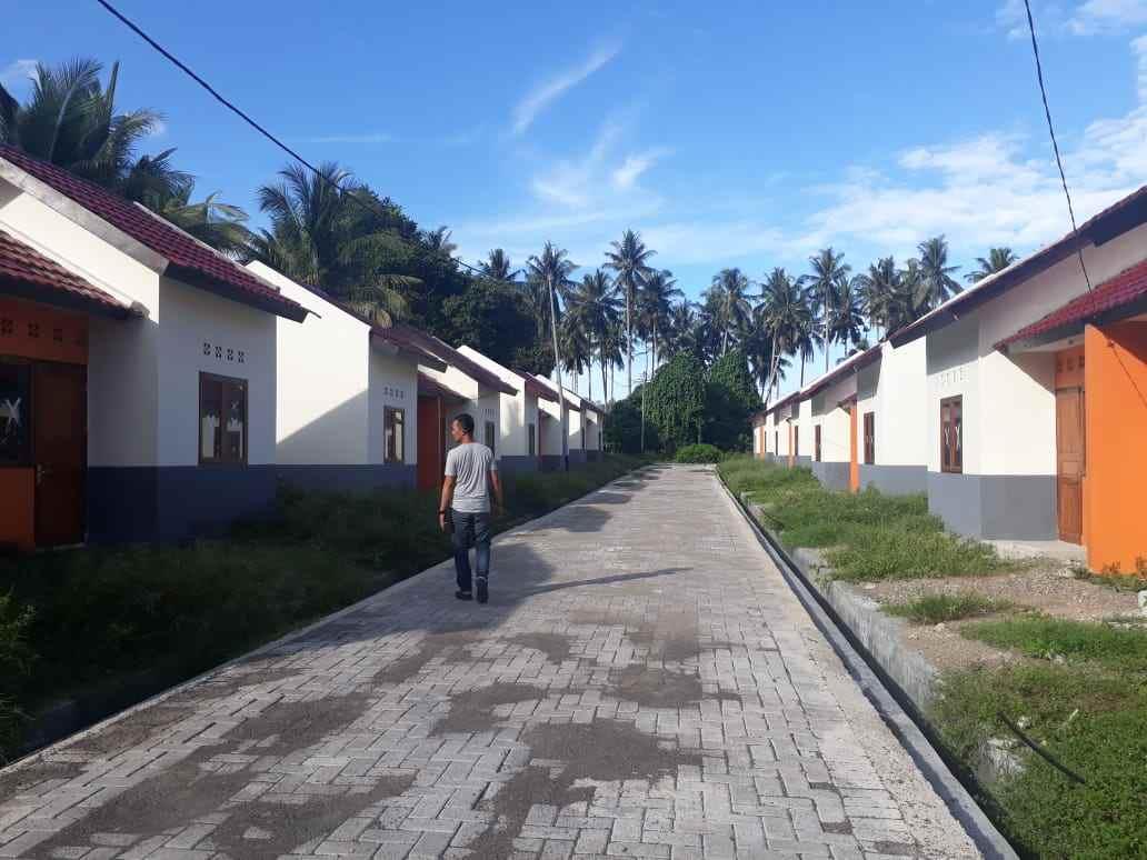 Warga Motongkad Pertanyakan Rumah Nelayan Kapan Ditempati Berita Boltim