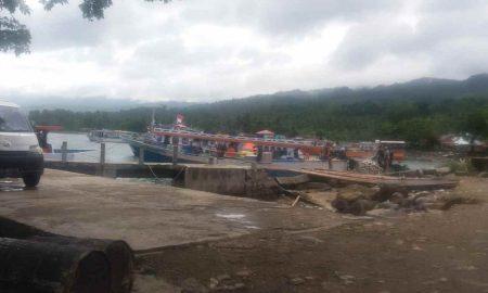 Cuaca Buruk, Nelayan di Bolsel tak Bisa Melaut Berita Bolsel Berita Nasional Sulut