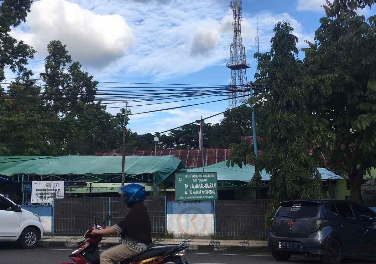 TK Islam Alquran Pindah, Bangunan Ini Akan Jadi Rudis Ketua DPRD Kotamobagu Berita Kotamobagu