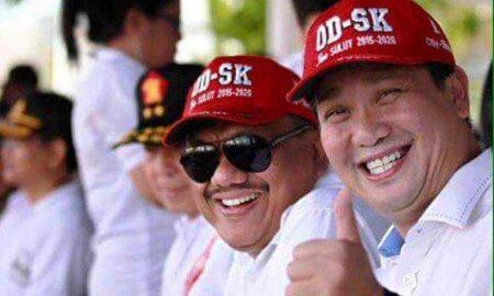 PDI Perjuangan Kotamobagu Rekomendasikan OD-SK sebagai Cagub dan Cawagub Sulut Berita Politik Sulut