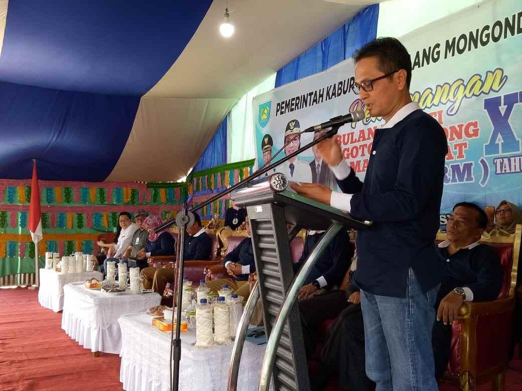 Realisasi PBBP2 Rendah, Wabup Soroti Kecamatan Lolak dan Bilalang Berita Bolmong