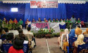 Pemkab Bolmong dan Mahasiswa KKT Unsrat Gelar Penyuluhan Komoditi Holtikultura di Poopo Berita Bolmong