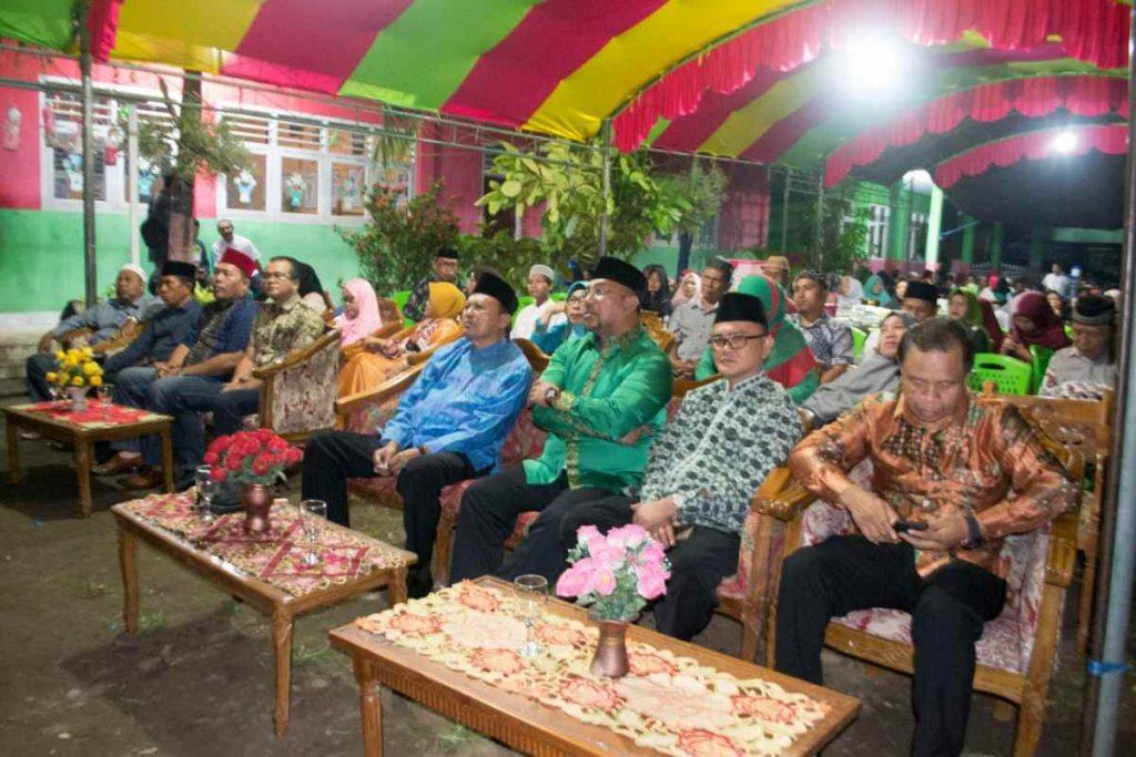 Halalbihalal LPSI Mitra, Herson Sampaikan Tiga Sifat dan Karakter Penghuni Surga Berita Bolsel