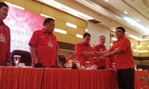 Meiddy Makalalag Nahkodai PDIP Kotamobagu Berita Kotamobagu Sulut