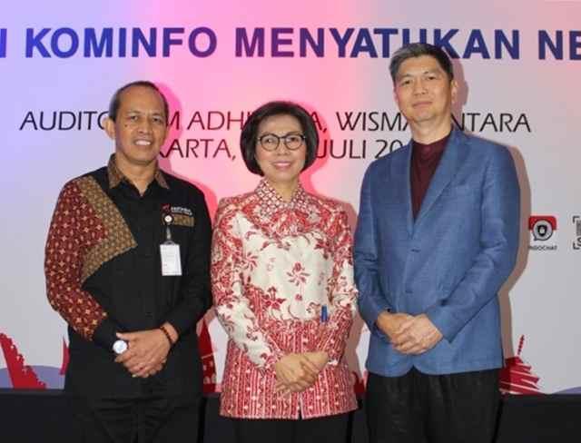 Satu-satunya di Sulut, Diskominfo Bolmong Dapat Bantuan Videotron dan TVC dari LKBN ANTARA Berita Bolmong