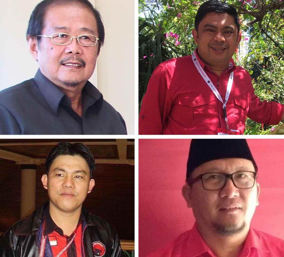 Empat Kader PDI Perjuangan Ini Calon Ketua DPRD di BMR Berita Politik