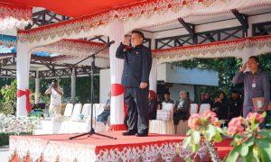 Khidmat, Nayodo Irup Peringatan HUT ke-55 Provinsi Sulut Advertorial Berita Kotamobagu