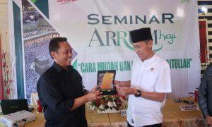 Dihadiri Bupati, Pegadaian Molinow Gelar Seminar Arrum Haji di Bolsel Berita Bolsel Berita Ekonomi