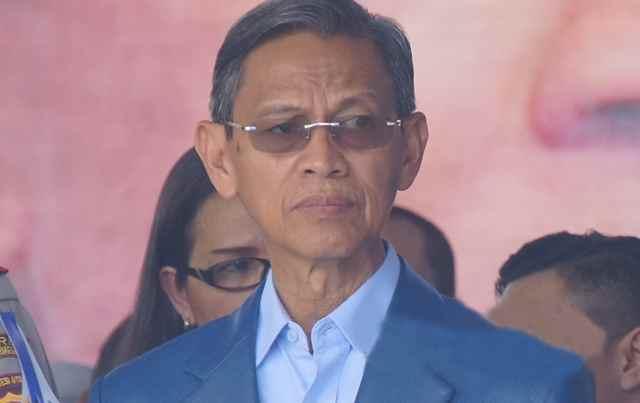 Dilengserkan dari Ketua DPD PAN Kotamobagu, Karir Politik Jainuddin Berakhir Pahit Berita Politik