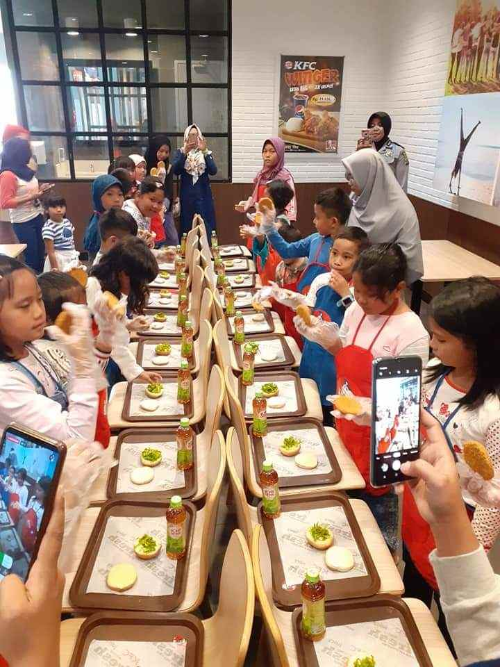 LKP-JiLTS dan KFC Kotamobagu Sukses Gelar Cooking Class Berita Kotamobagu Berita Nasional Sulut
