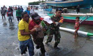 Nelayan Terseret Arus Selama Dua Hari Ditemukan Selamat Berita Bolsel Berita Nasional Sulut