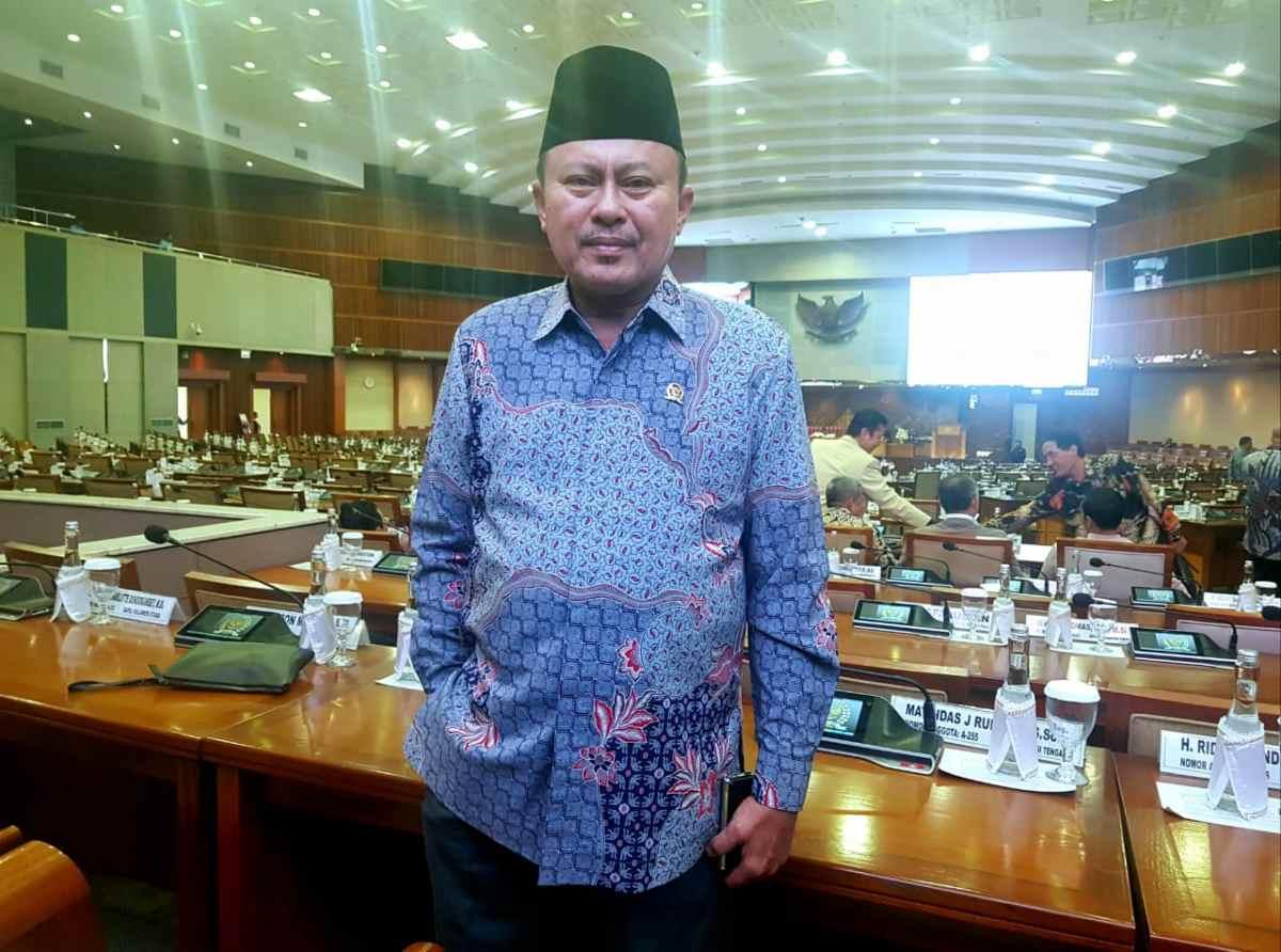 Sah! Herson Mayulu Komisi V DPR RI Berita Bolsel Berita Nasional Sulut
