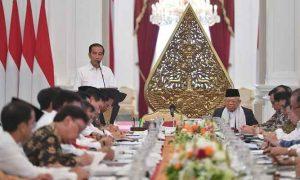 Jokowi Tegaskan Soal Perampingan Lembaga Berita Nasional