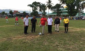 Mekal Buka Soeratin Cup Zona BMR Berita Kotamobagu Berita Olahraga