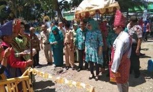 Walikota Resmikan Replika Rumah Adat Komalig Berita Kotamobagu